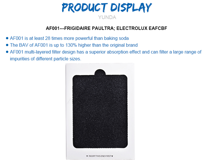 refrigerator air filters