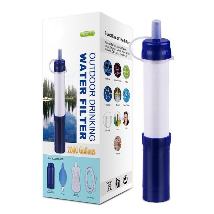 Portable Water Filter for Hiking, Wholesale Portable Water Filter