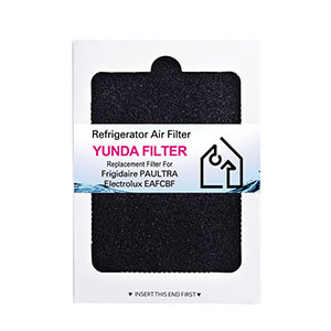 PAULTRA compatible refrigerator air filter cartridge for FRIGIDAIRE