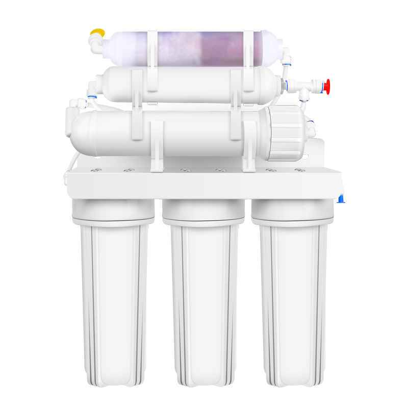 6-STAGE Reverse Osmosis Drinking Water Filtration System