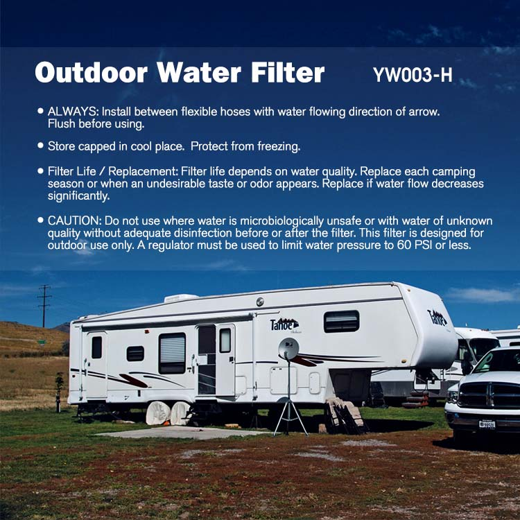Best Camper Water Filter