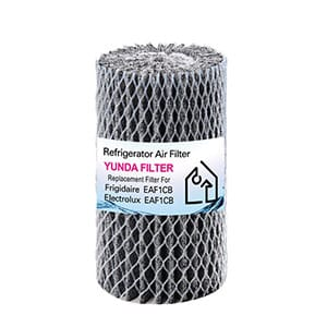 Refrigerator fresh air filter fits FRIGIDAIRE and ELECTROLUX EAF1CB