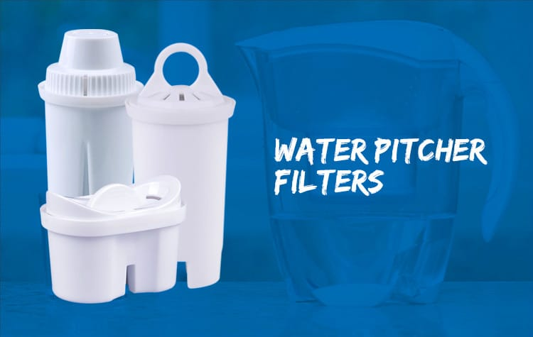 Water filter pitcher replacement filters Brita Classic Filter Advanced Filter