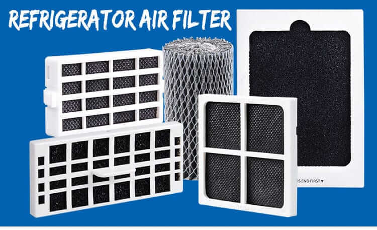 Frigidaire air filter replacement, multi-layered Frigidaire air filter replacement