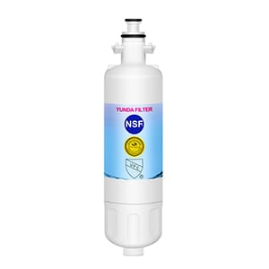 LG LT700P compatible premium replacement water filter, NSF53