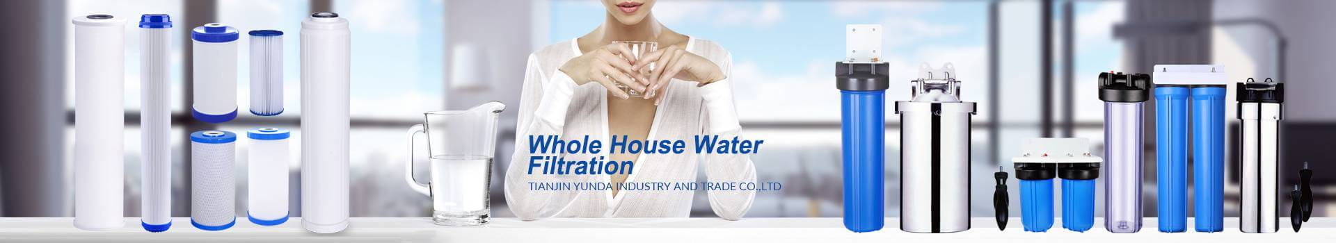 Whole House Water Filter Cartridges