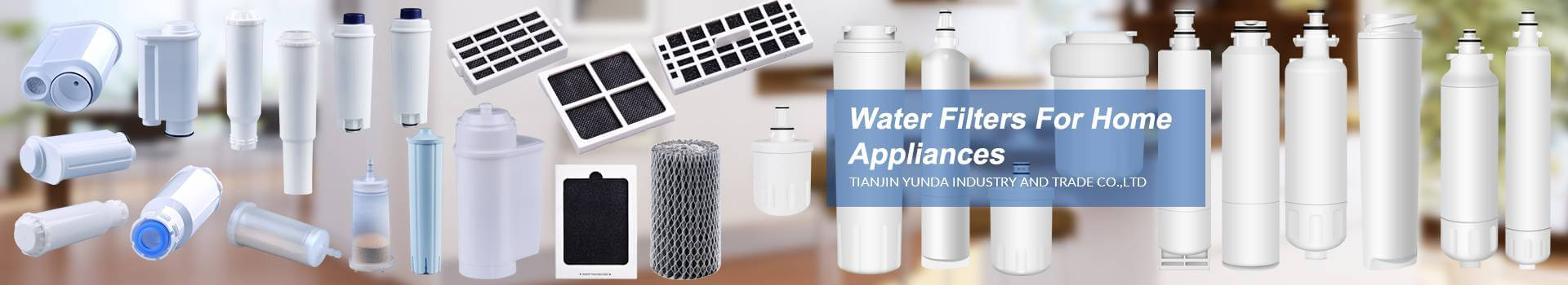 Auto-Coffee Machine Water Filters