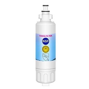 Fridge Water Filter Replacement With PANASONIC CNRAH-257760 CNRBH-125950
