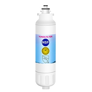 Fridge Water Filter Compatible with LG Filter LT800P