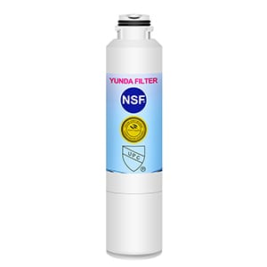 Replacement for Samsung refrigerator water filter fits DA2900020B, DA2900020A