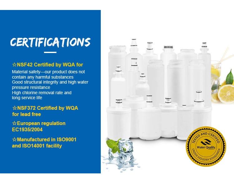 whirlpool refrigerator filter