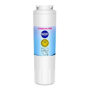 Refrigerator water and ice filter fits MAYTAG UKF8001, WHIRLPOOL FILTER 4