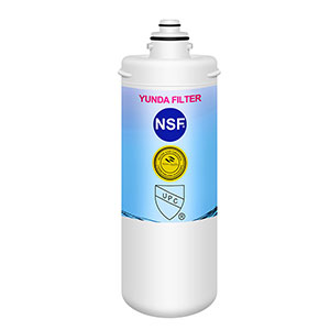NSF water filter system compatible with AX-2EF