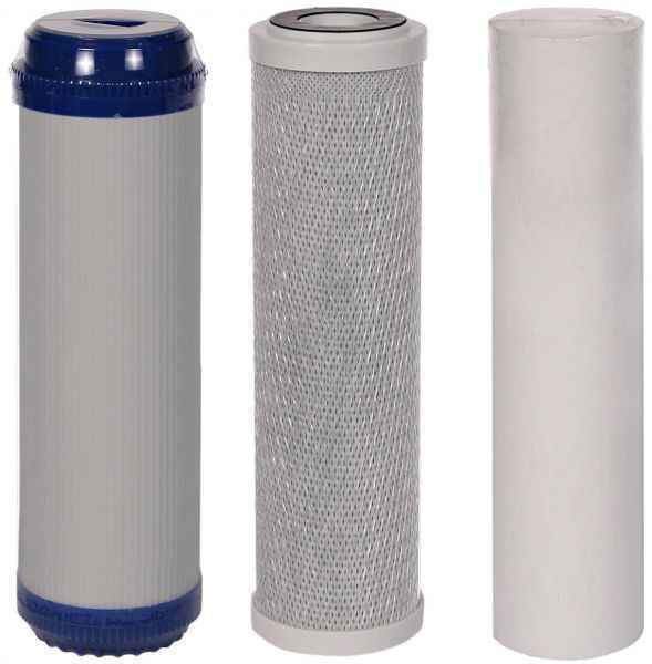 replace the water filter
