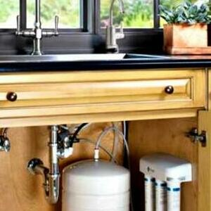 Home water filtration system knowledge of PP