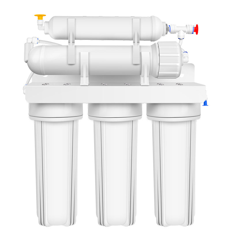 5-STAGE reverse osmosis filter system