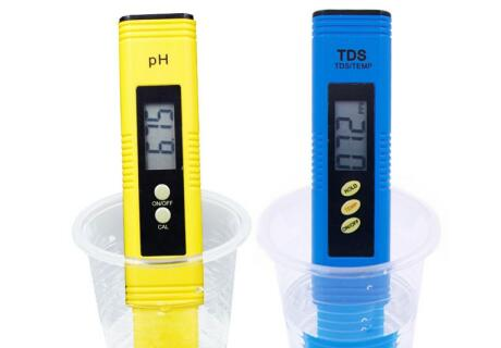 TDS value of refrigerator water filter
