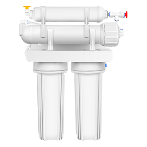 4-STAGE Reverse Osmosis Filter System