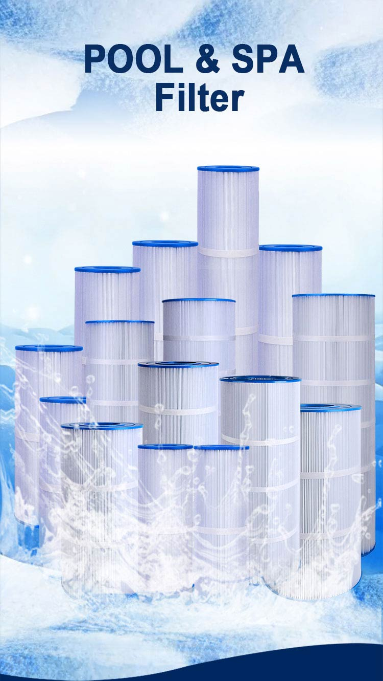Filter Cartridge Spa