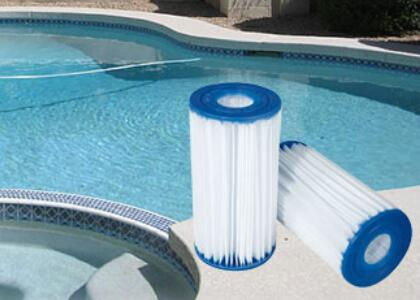 Change Swimming Pool Filter
