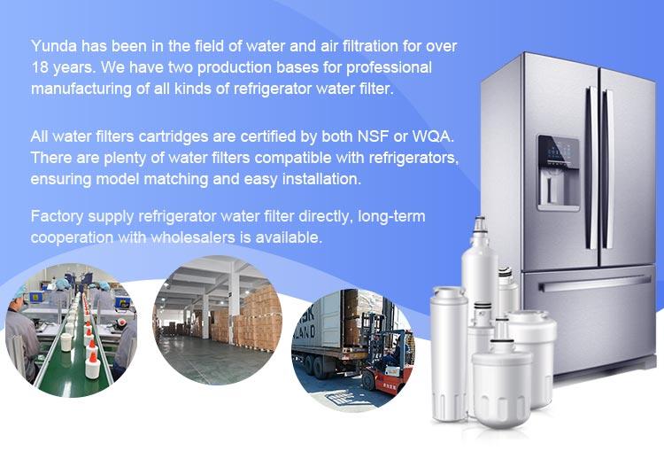GE refrigerator water filter Supplier
