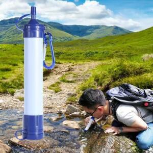 Portable Water Filter - Make You Enjoy Your Outdoor Activities