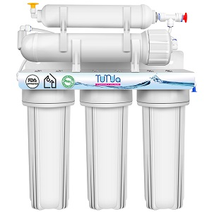5 Stage Reverse Osmosis Water Unit/System 80GPD
