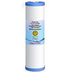 20 Inch Big Blue PP Water Filter Cartridge
