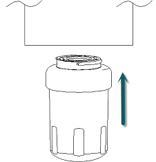 GE Refrigerator Water Filter MWF and MWFP Installation Instruction