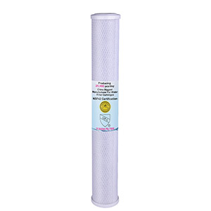 Wholesale the Cheapest 20 Carbon Block Water Filter(CTO20)
