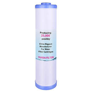 4.5 x 20 Big Blue Granule Activated Carbon Filter Cartridge(GAC)(GAC20BB)