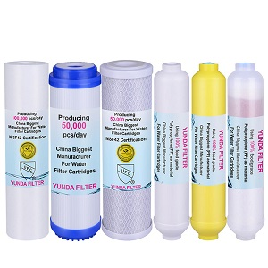 Wholesale 7 Stage RO Filter Cartridges(RO KIT-4)
