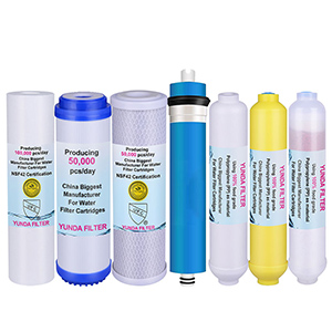 Reverse Osmosis Filters & Membrane(RO KIT-6) Supplier