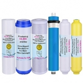 RO Membrane  & Filter Cartridges(RO KIT-5) Replacement