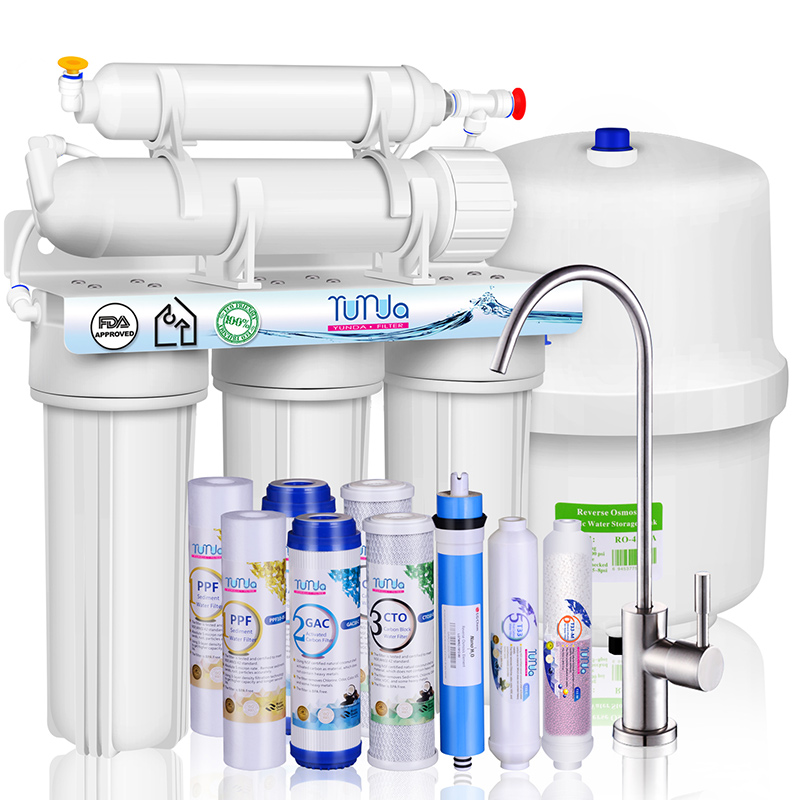 Reverse Osmosis Drinking Water System, 5-STAGE RO System