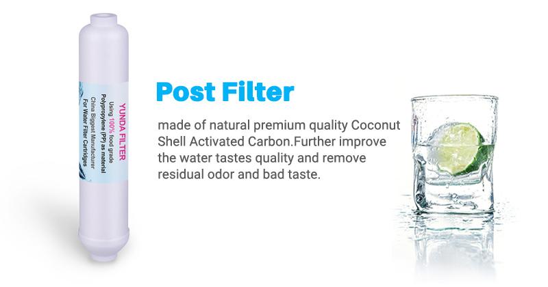 RO Membrane Filter Cartridge  Replacement