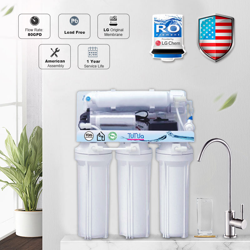 5 Stage Reverse Osmosis System, 5 Stage RO System Supplier