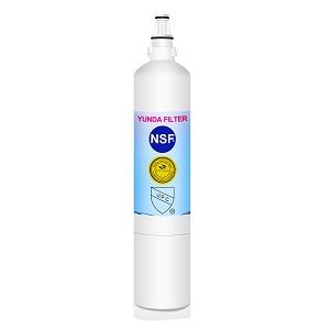 How to Install LG Refrigerator Water Filter LT600P, 5231JA2006A?