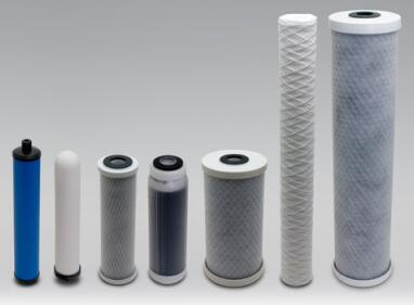Replace the Water Filter Cartridges