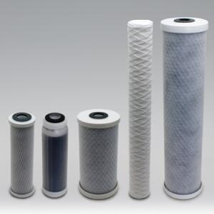 Theoretical Replacement Time of Home Water Filter Cartridge