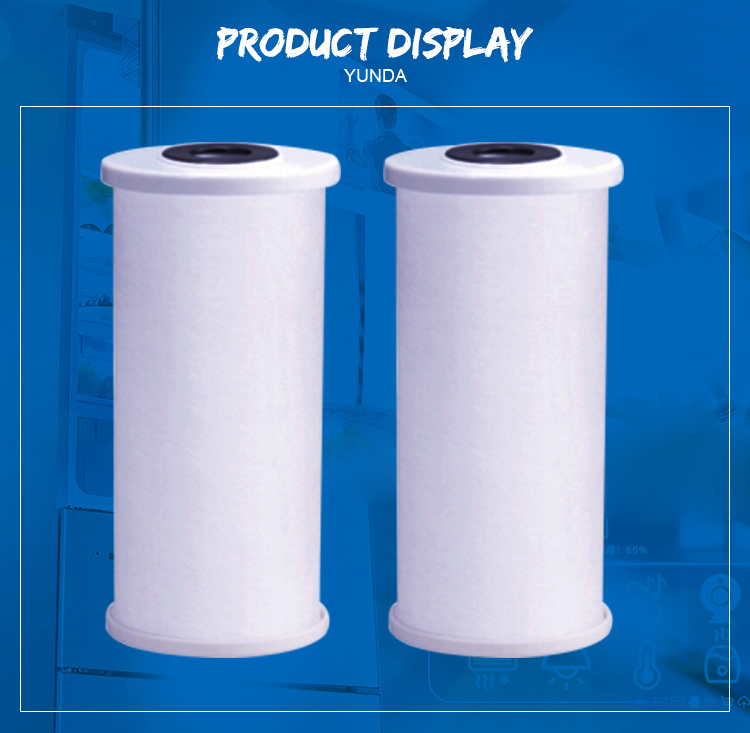 PP Filter 1 Micron, 10 Inch Big Blue Water Filter