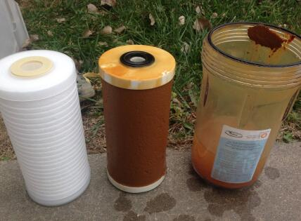Why Replace The Home Water Filter Cartridge in Time?