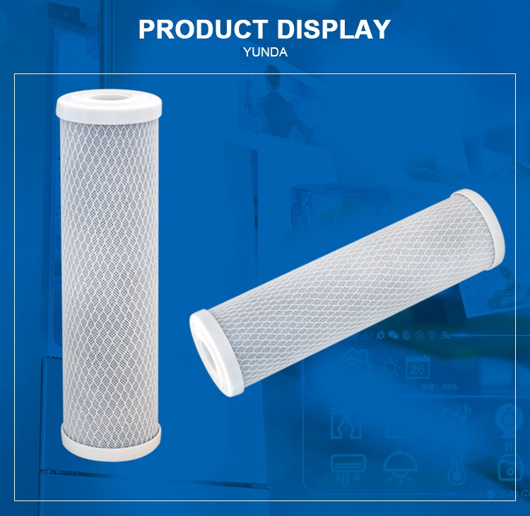 10 Inch Carbon Block Water Filter, Activated Carbon(CTO) Filters