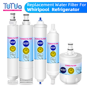 All Water Filter Modes Of Whirlpool Refrigerator