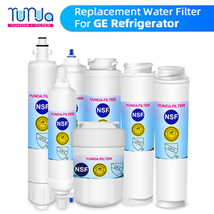 All Water Filter Of GE Refrigerator
