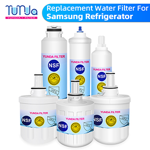 Wholesale Or OEM All Water Filter Models Of Samsung Refrigerator