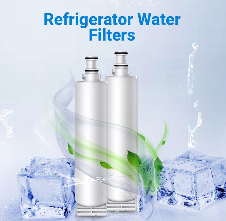 WHIRLPOOL Refrigerator Filter Replacement for WHIRLPOOL 4396508, 4396510
