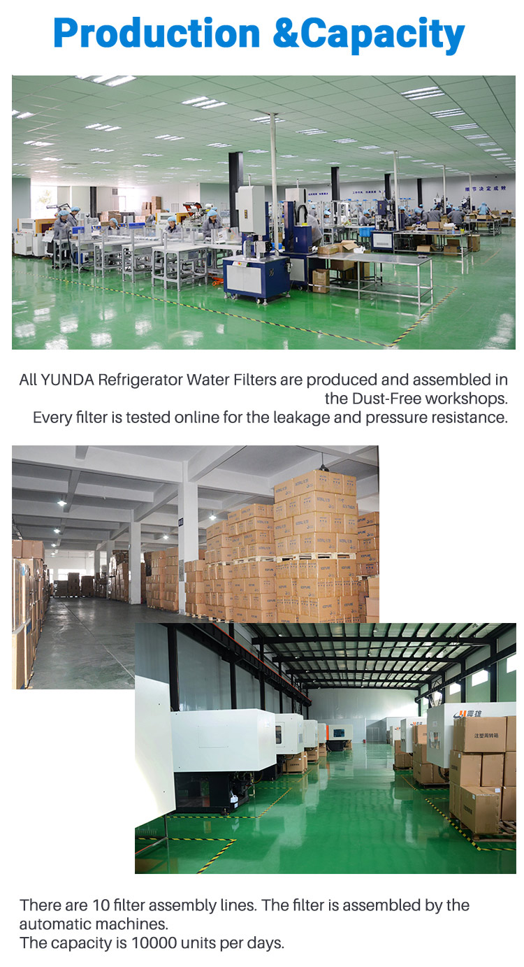LG Fridge Water Filters Wholesale, Supply Filters Compitable LG,
