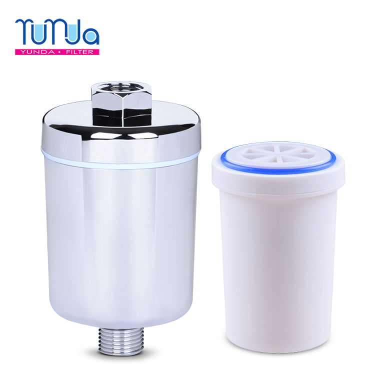 Shower Head Filter Remove Harmful Substances for You