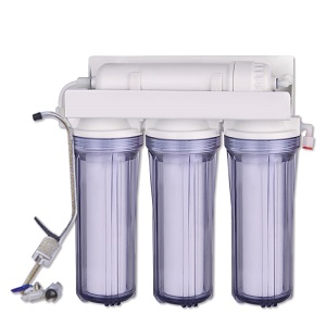 4 Stage Water Filter System for Sink